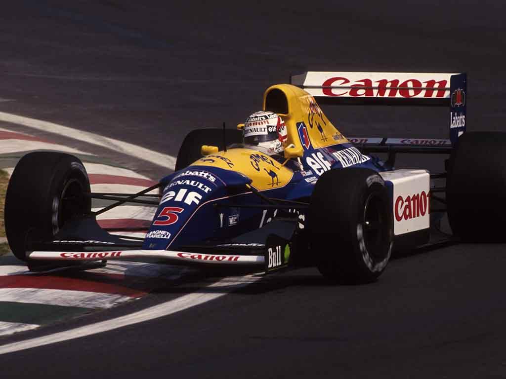 Williams FW1B