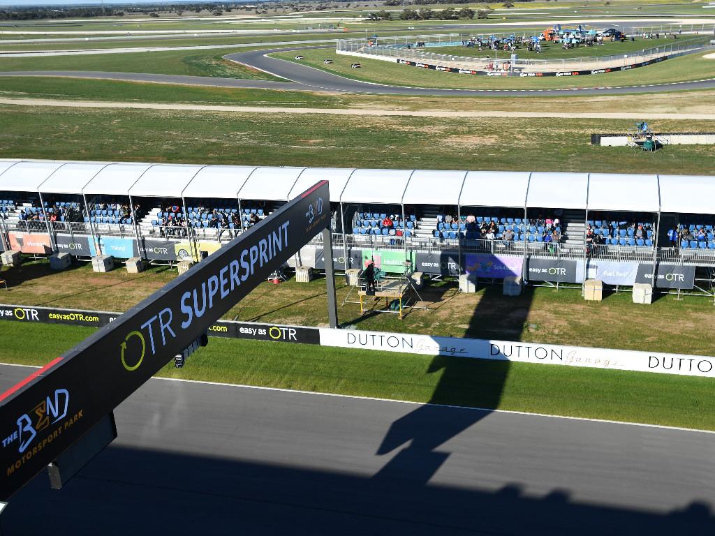 Bend Motorsport Park Australian GP