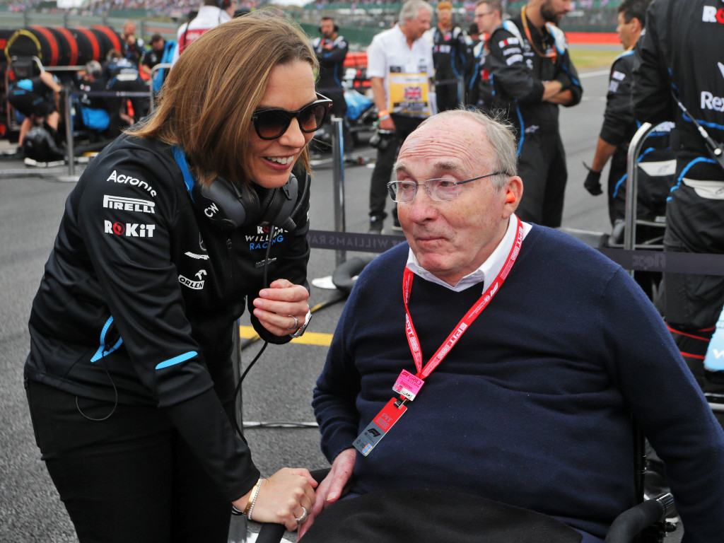 Claire-Williams-Frank-Williams-PA