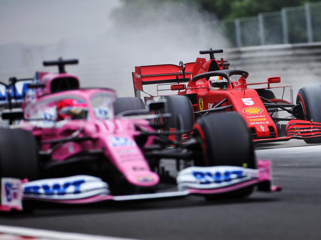 Racing Point Ferrari