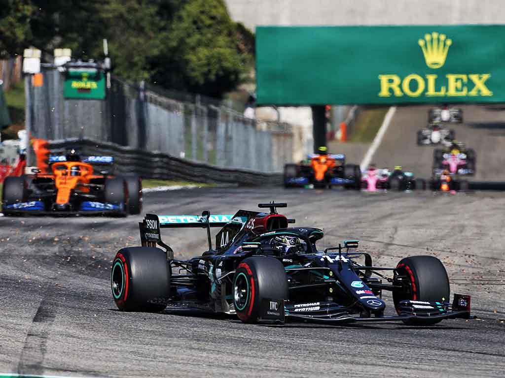 Italian Grand Prix - Race - Monza