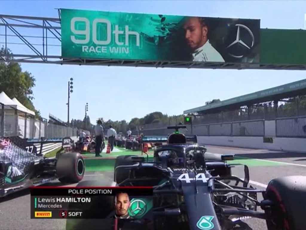 Mercedes F1 jinx