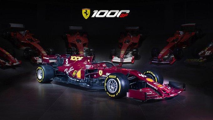 Ferrari Tuscan Grand Prix