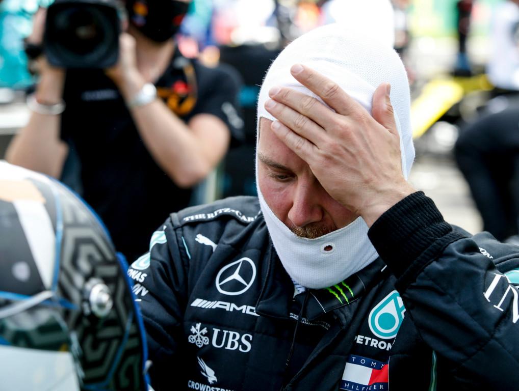 Valtteri Bottas disappointed