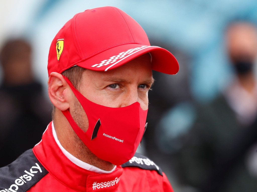 Sebastian Vettel's criticism of standing restarts in F1 has been rebuffed by race director Michael Masi.