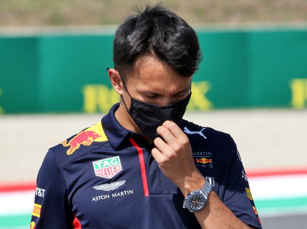 Alexander Albon Portuguese Grand Prix conclusions