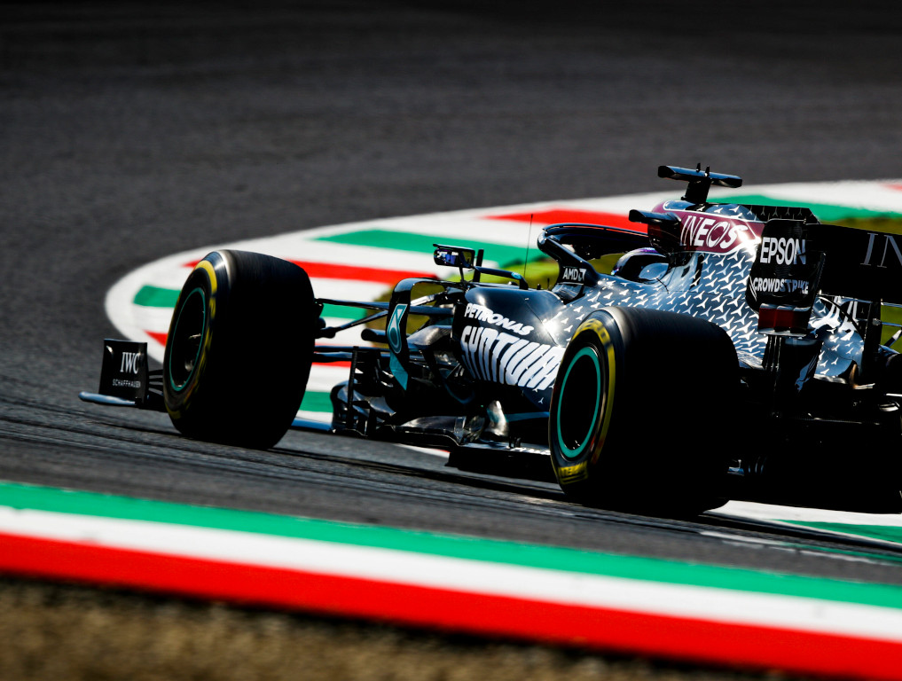 Qualy That S Pole Number 95 For Lewis Hamilton F1 News By Planetf1