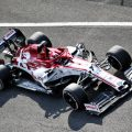 Kimi Raikkonen, Alfa Romeo, Tuscan Grand Prix, Mugellio