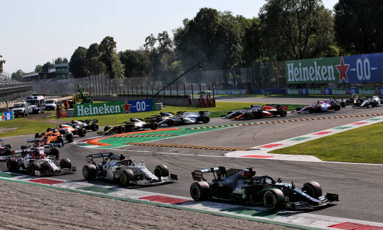 Departing F1 supremo Chase Carey thinks the sport should not let its history get in the way of introducing ideas such as reverse-grid races.