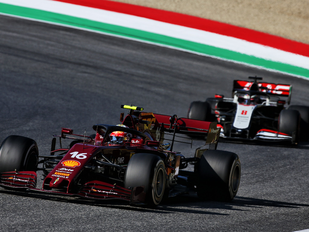 Charles Leclerc Fed Up With Unpredictable Ferrari F1 News By Planetf1