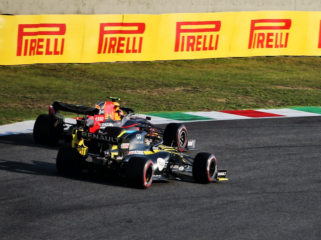 Alex-Albon-Daniel-Ricciardo-PA