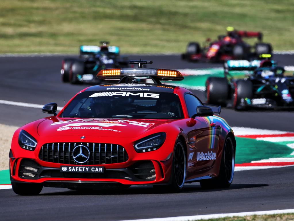 Tuscan GP Safety Car