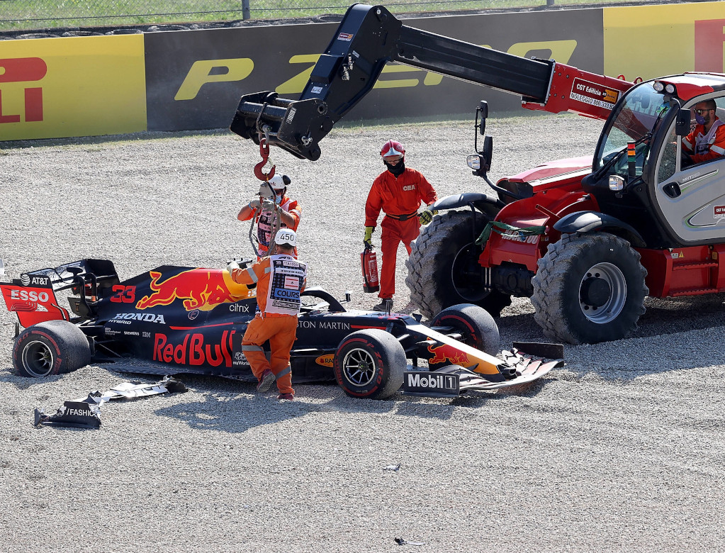 "Honda have revealed they have implemented ""counter-measures"" for the Russian Grand Prix following Max Verstappen's engine problem at Mugello."