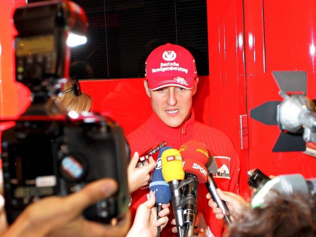 Michael Schumacher 2006 Monaco qualifying