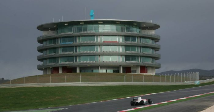 Algarve International Circuit, Portimao, which will stage the Portuguese Grand Prix