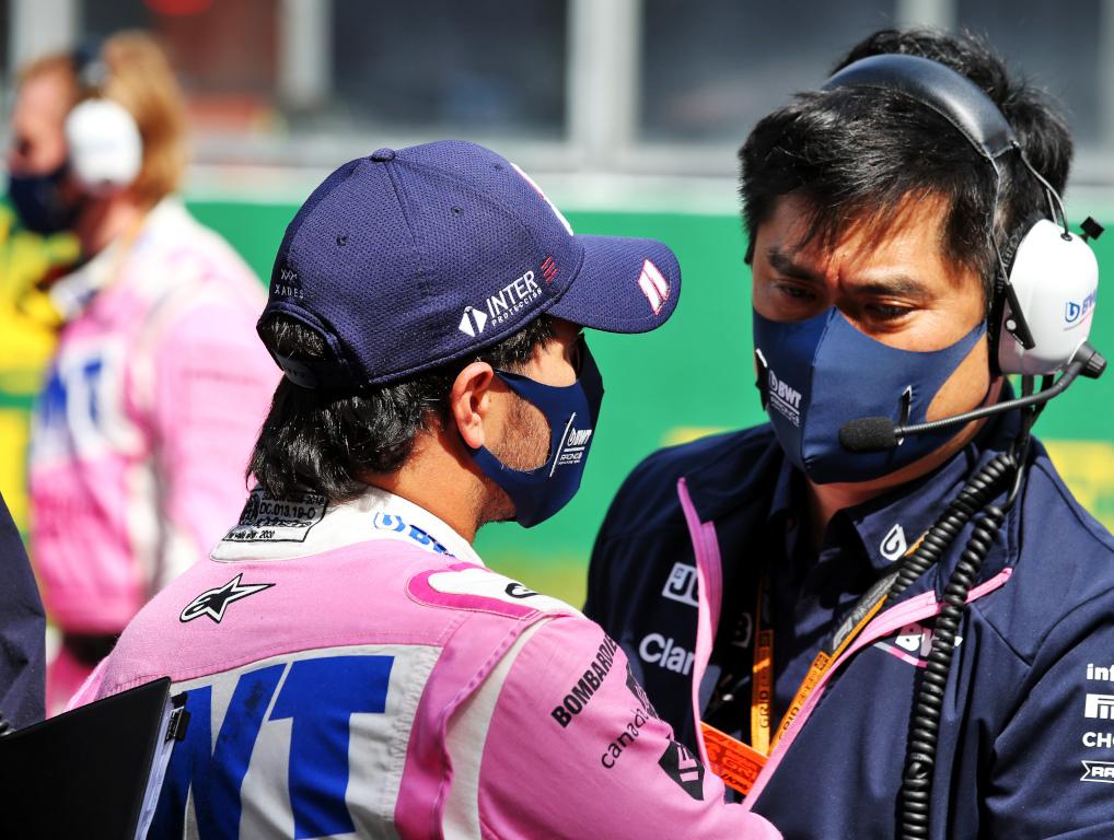 Sergio Perez and engineer.jpg