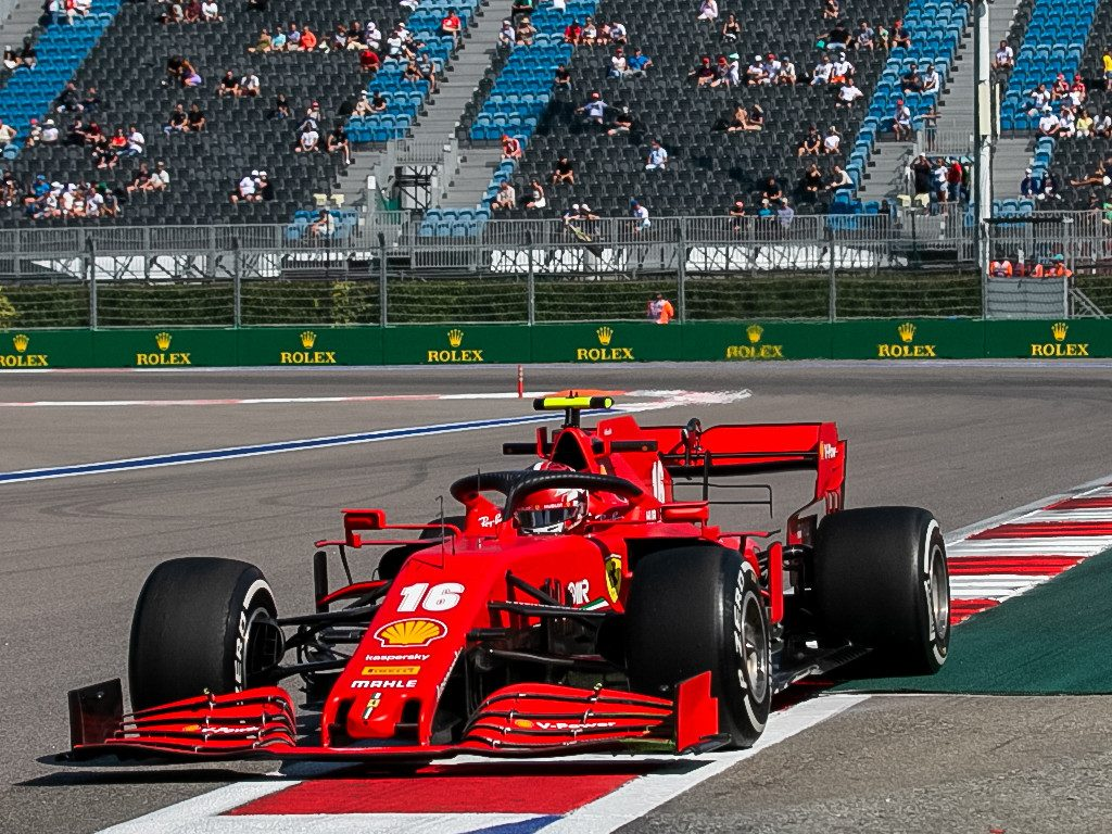 Charles-Leclerc-PA-Russian Grand Prix conclusions