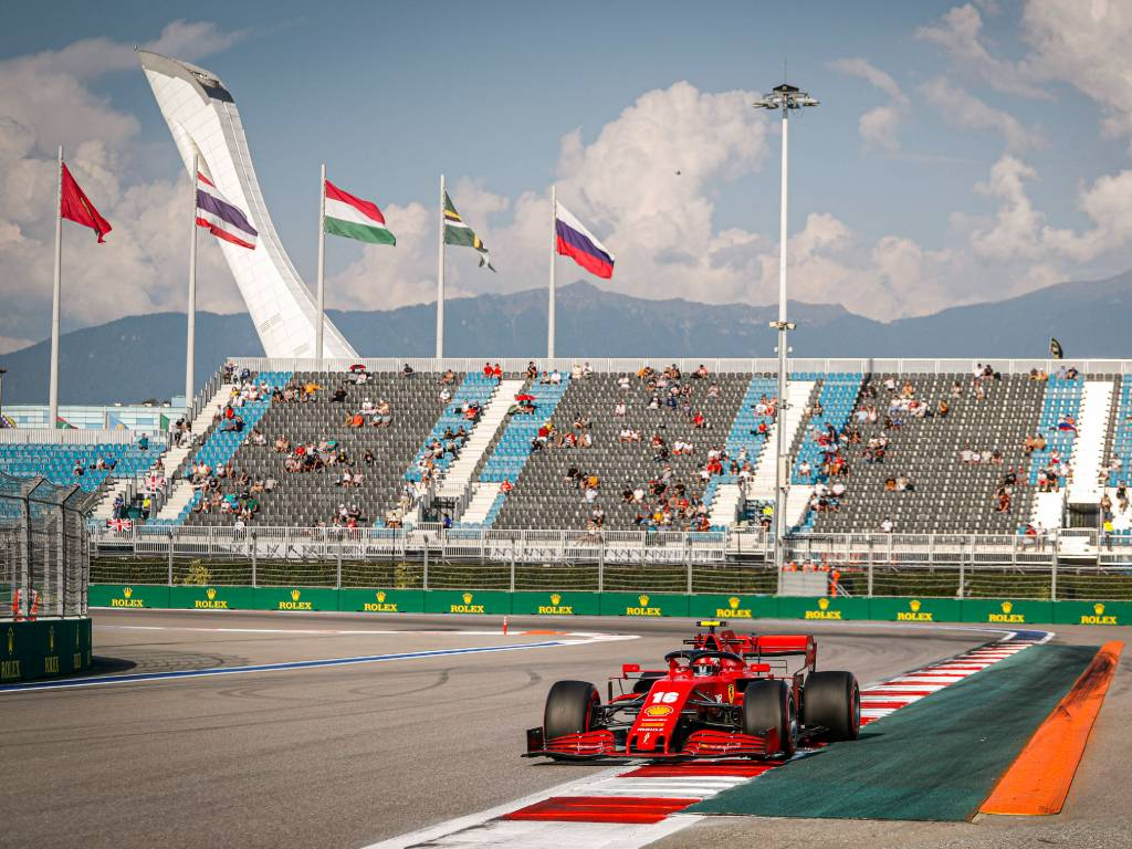 Upgrades Not Behind Ferrari S Positive Russian Gp F1 News By Planetf1