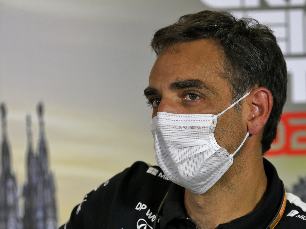 Cyril Abiteboul Renault