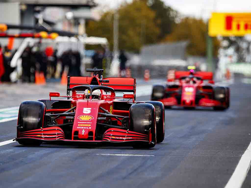 La Composition Du Ferrari Young Driver Test Confirmee Tech Tribune France