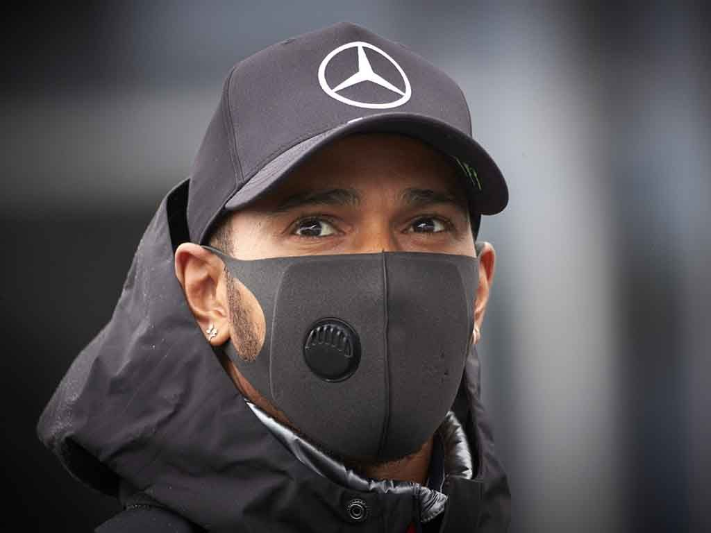 Lewis Hamilton aims to help Mercedes to a seventh straight constructors' World Championship title in the Emilia Romagna Grand Prix at Imola