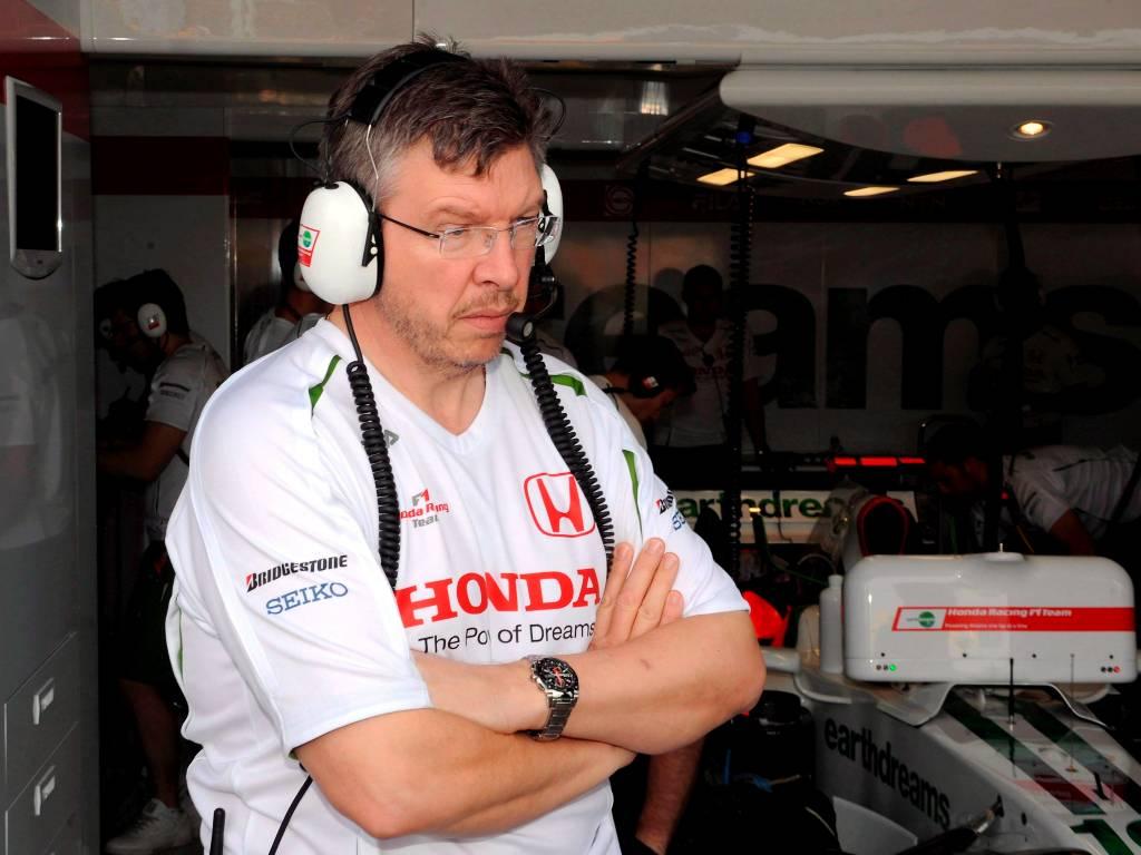 Ross Brawn (Honda Technical Director, 2008)