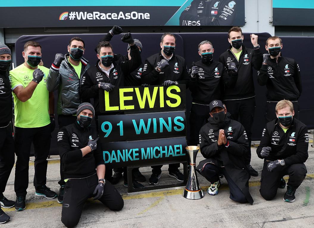 Gerhard Berger: Lewis Hamilton's achievement 'actually unbelievable' | F1 News by PlanetF1