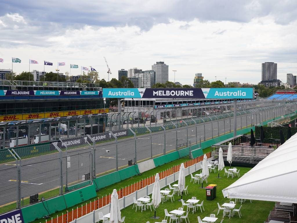 Albert Park, Melbourne, home of the Australian Grand Prix