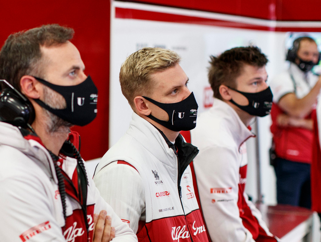 Alfa Romeo Decision Is Not That Black Or White F1 News By Planetf1