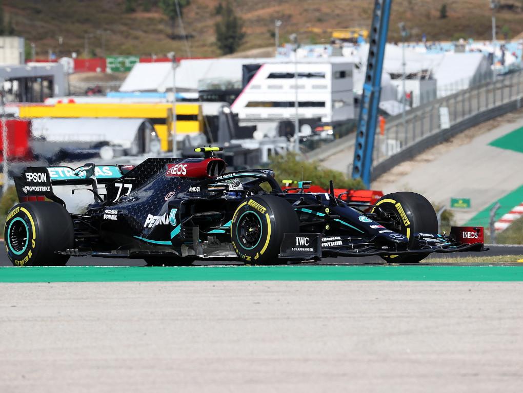 Valtteri Bottas Algarve circuit