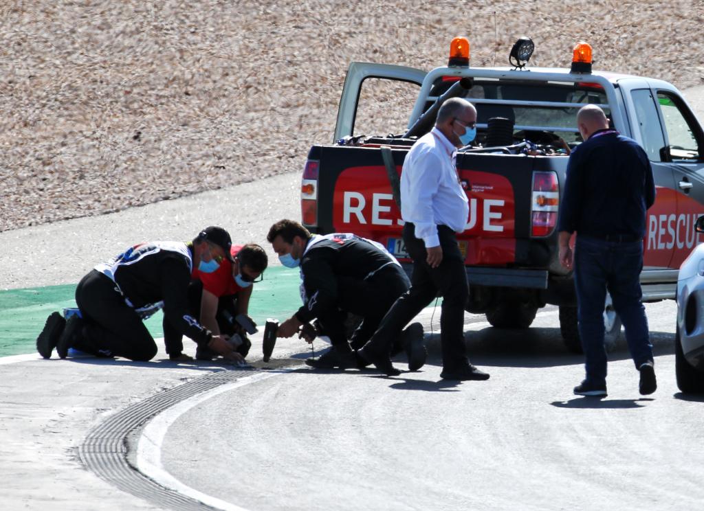 Algarve circuit drain cover