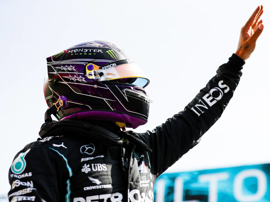 Lewis Hamilton claims record-breaking 92nd win in Portugal