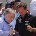 Jean Todt and Christian Horner