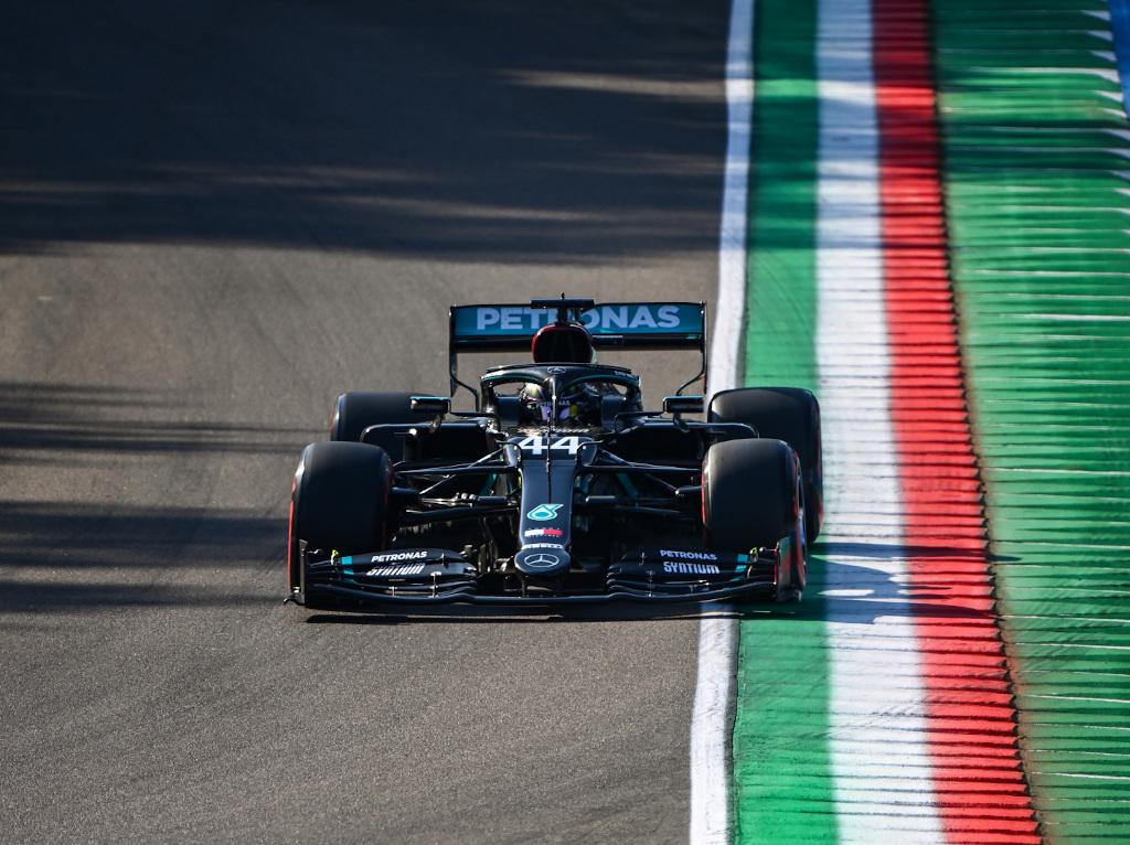 Lewis Hamilton Imola