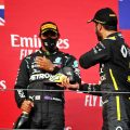 Daniel Ricciardo Lewis Hamilton