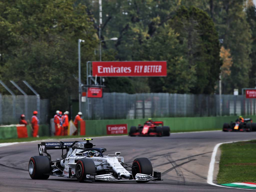 Imola officials hope the circuit's 'stopgap' return to the Formula 1 schedule turns into something more permanent.