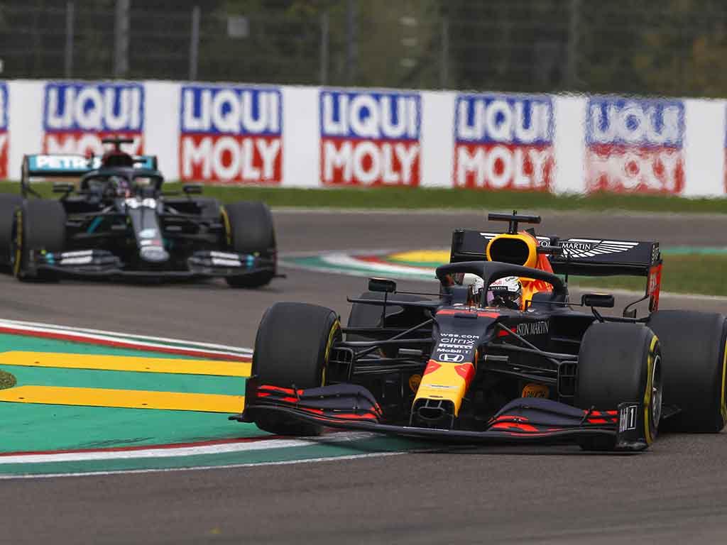 Max Verstappen Lewis Hamilton Mercedes Red Bull