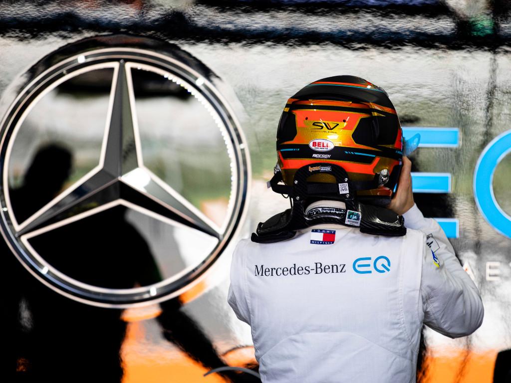 Mercedes Formula E PA