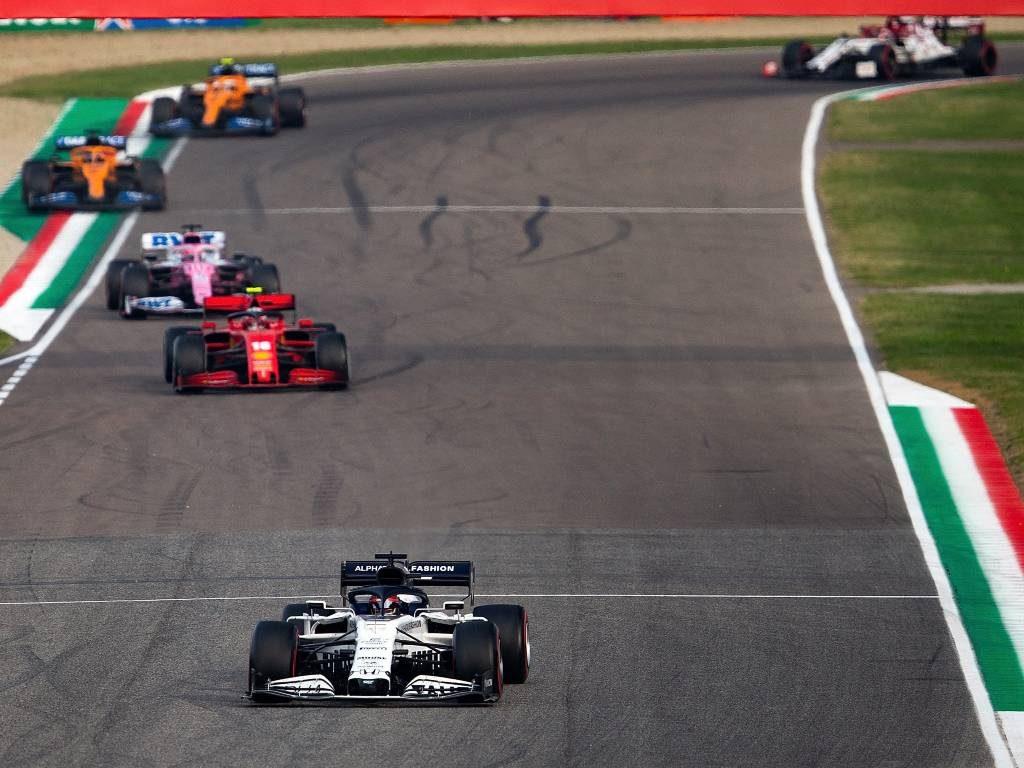 Daniil Kvyat Turkish Grand Prix preview