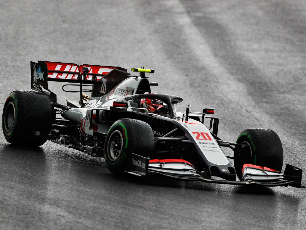 Kevin Magnussen Haas Turkish Grand Prix