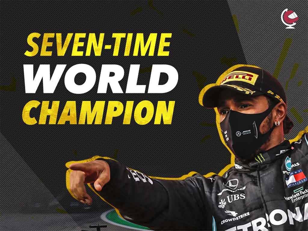 Lewis Hamilton title