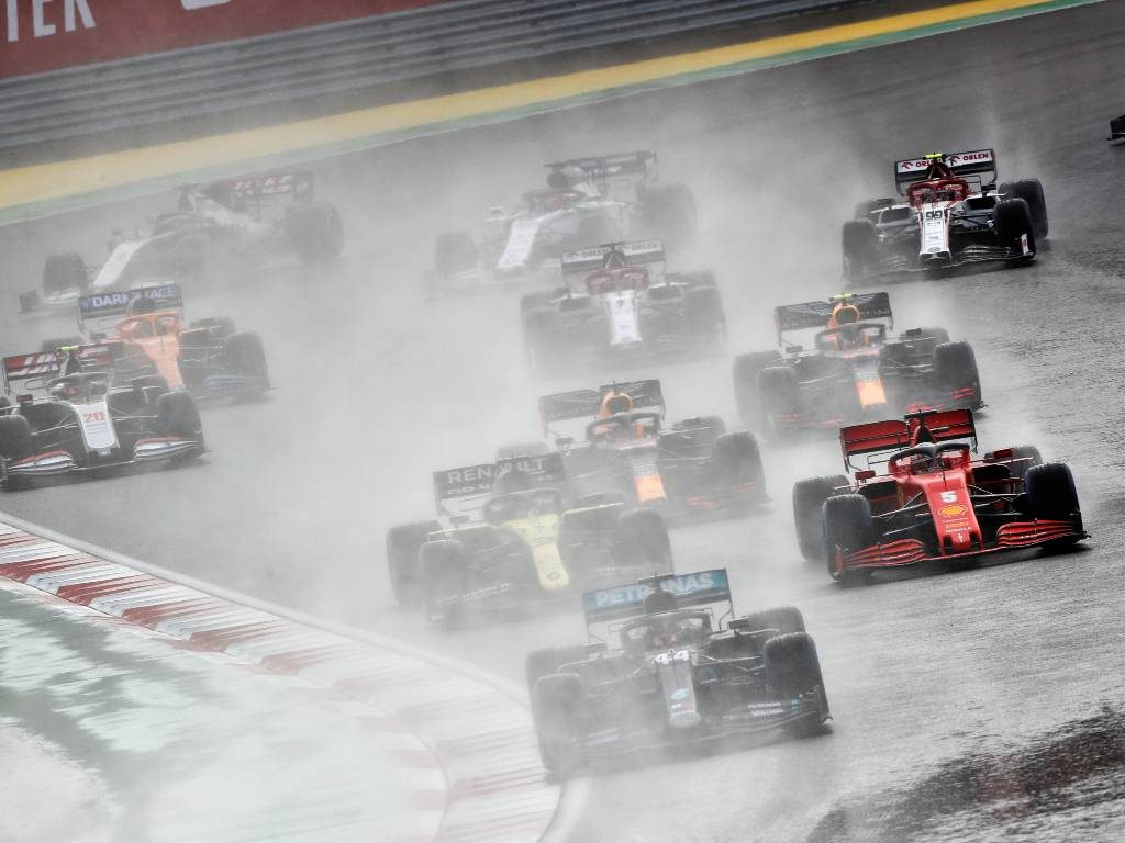 Turkish Grand Prix start for conclusions