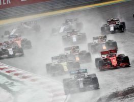 Formula 1 Turkish Grand Prix start
