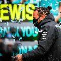 Lewis Hamilton thank you