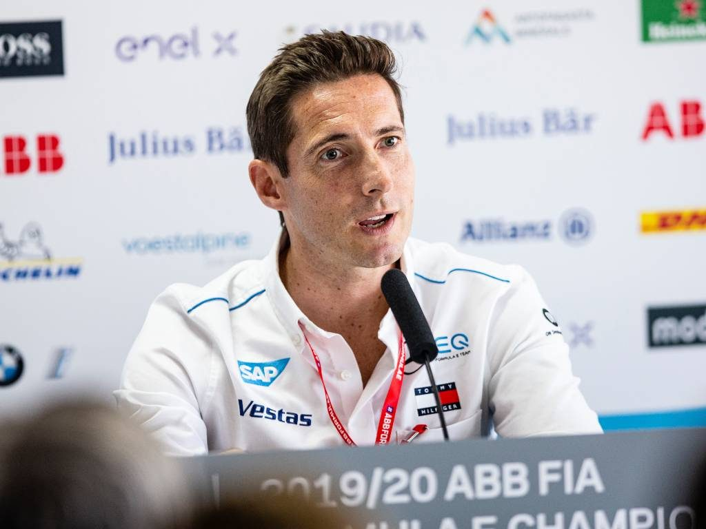 Ian James, Mercedes Formula E team principal