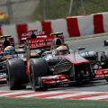 Lewis Hamilton, McLaren, during the 2012 Spanish Grand Prix