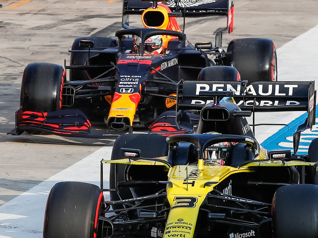 Renault and Red Bull