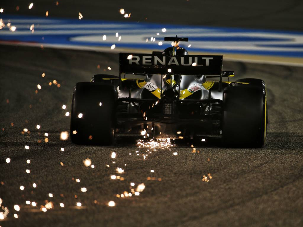 Daniel Ricciardo, Renault, Bahrain Grand Prix qualifying