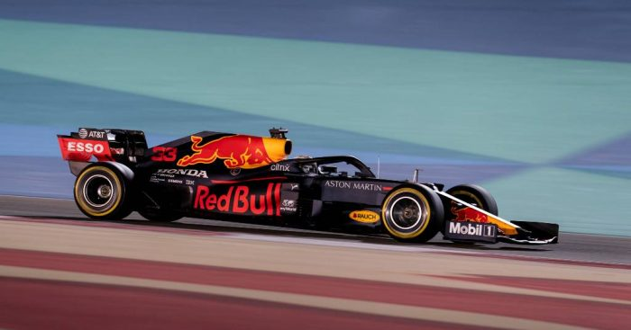 Max Verstappen, Red Bull, Bahrain Grand Prix qualifying