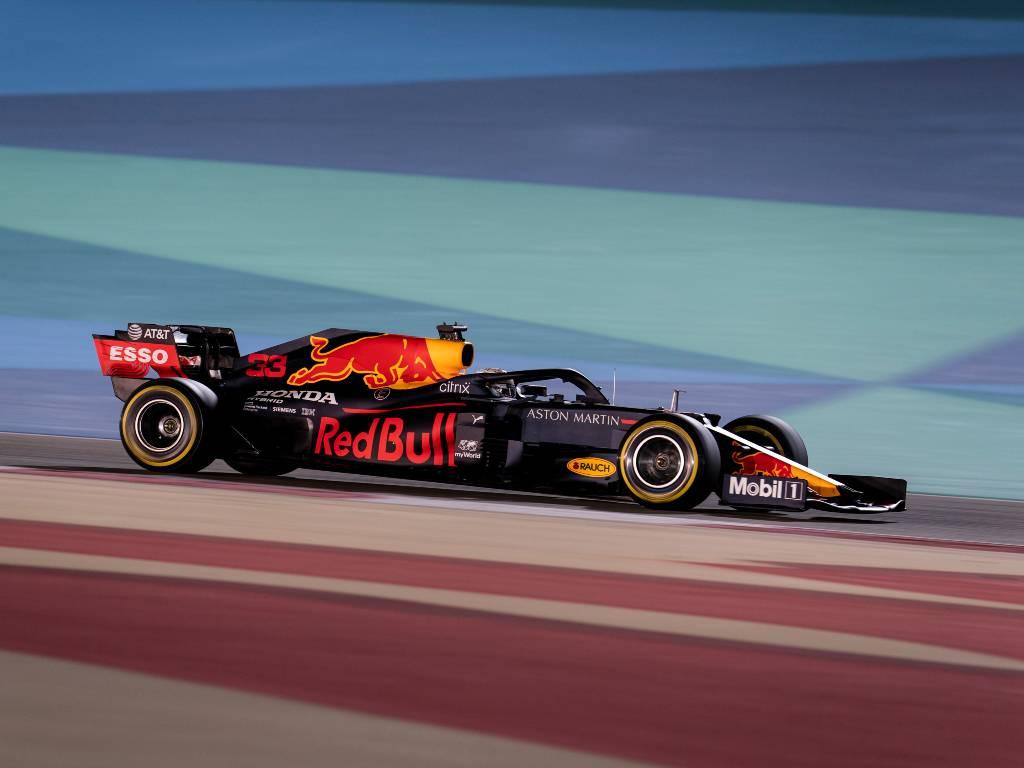 Max Verstappen, Red Bull, Bahrain Grand Prix qualifying